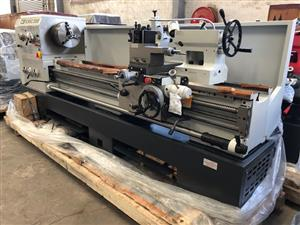 Lathe,  2000mm B/Centres, 660mm Swing, 105mm S/Bore, Brand New