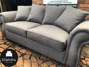 Two Seater Couch & Arm Chair for Sale
