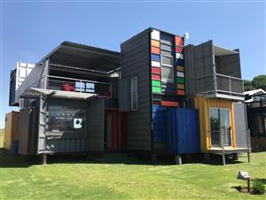 5 Bedroom Shipping container home