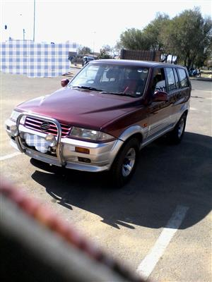 1998 Ssangyong Musso 602 2.9TDi Exec