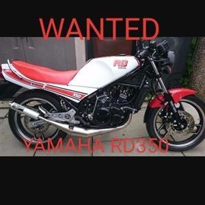1990 Yamaha RD