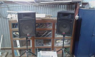 Wharfdale Speakers - Make me an offer