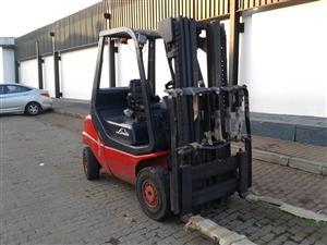 Linde Forklift For Sale