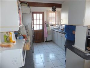 Two bedroom cluster house to rent in SE 2 Vanderbijlpark
