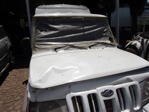 Mahindra Bolero Maxi Truck Plus Stripping for Spares