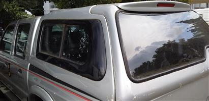 COLT DOUBLE CAB CANOPY