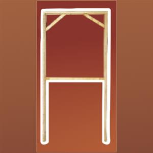 Door - Wooden Frame