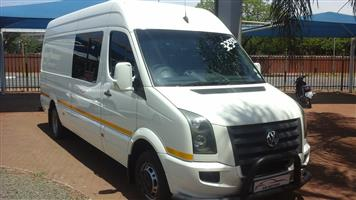 2011 VW Crafter