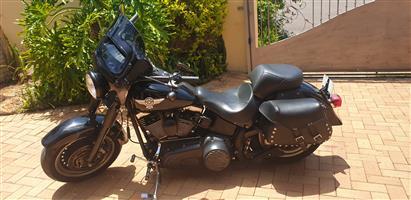 2011 Harley Davidson Fat Boy