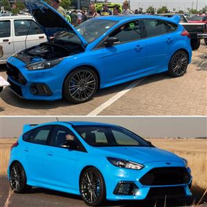 Focus Rs In Ford In South Africa Junk Mail