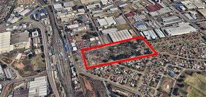 Industrial For Sale - Between Olifant, Kraft, Serenade & Amber St, Elandsfontein