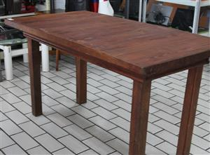 Brown dining room table S031806B #Rosettenvillepawnshop