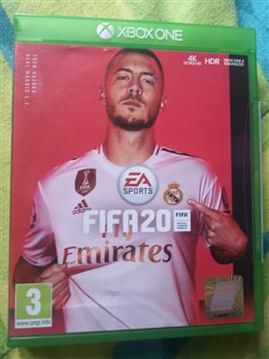 Xbox fifa 20