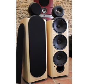 KEF REFERENCE 207.2 LOUDSPEAKERS