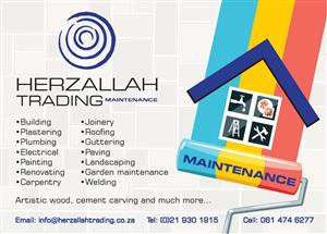 BUILDING CONSTRUCTION AND OFFICE MAINTENANCE (HZM)