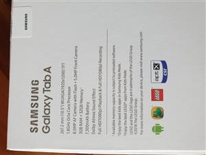 Samsung Galaxy Tab A for sale  Boksburg