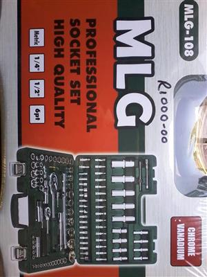 MLG Professional socket set