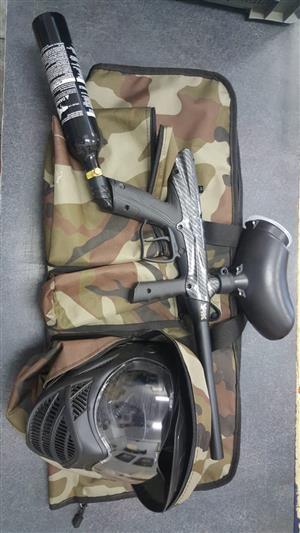 PAINTBALL GUN TIPPMANN