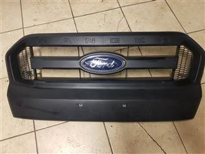 FORD RANGER T7 NORMAL GRILL FOR SALE