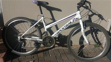 "26"" Backtrail Girls Mountain Bike (MTB)"