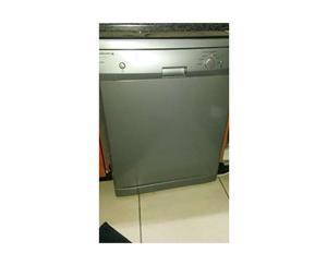 silver kelvinator dishwasher kd12ww1
