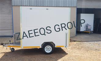 Food Trailers/Mobile Kitchens...Brand New, Fully Equipped!