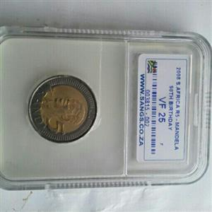 I selling mandela coins if u interested call me, used for sale  Pietermartizburg
