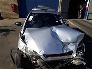2010 Opel Corsa Utility Code 2