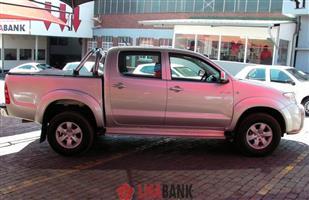 2011 Toyota Hilux 4.0 V6 double cab 4x4 Raider