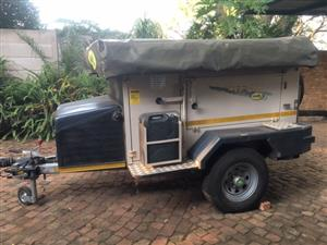 ECHO 4 Trailer for hire from R620 p/d