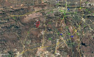 Erasmia. Pretoria  194.8080 ha vacant land in the centre of Erasmia.  Ideal for Development