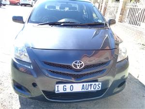 2007 Toyota Yaris 1.3 sedan T3 Spirit