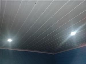 PVC Ceilings installation