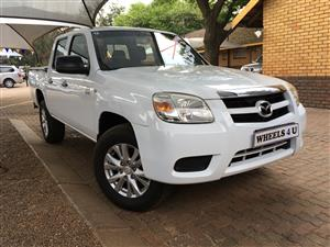 2012 Mazda BT-50 2.6i 4x4 safety pack
