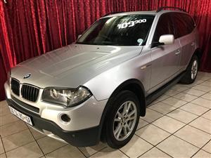 2007 BMW X3 xDrive20d