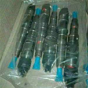 MAN commonrail injectors for sale