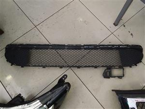 mercedes benz c claas grill
