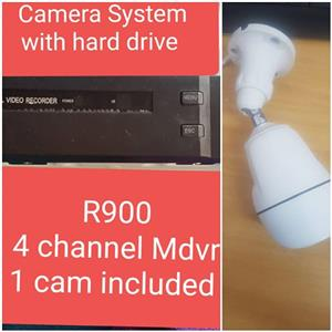 Camera System for Sale