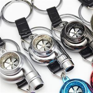 Turbo Key Ring