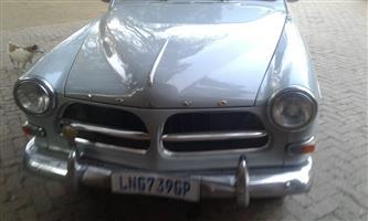 1963 Volvo 122S, 4 door