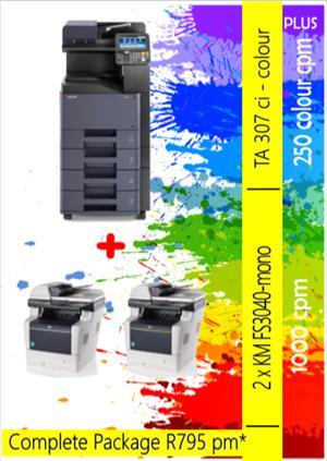 Copiers,printers and more