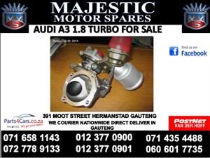 Audi A3 1.8 turbo for sale