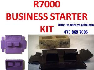 Rock Art Block Makers - Biz Starter Kits