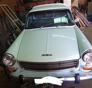 1969 404 Peugeot Bakkie