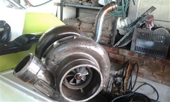 scania  v8 truck turbo  450 hp