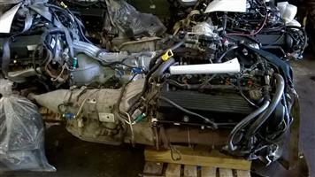 Ford 4.6 V8 Prewired Engine & Auto Gearbox  American Muscle