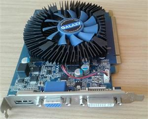 GALAXY GeForce GT430 graphics card - GF GT 430 - 1 GB. PCI Express.