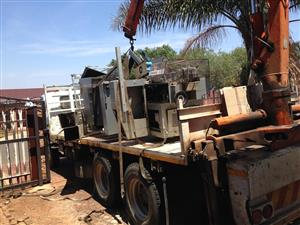 Scrap metal/redundant assets wanted ( Good prices paid)