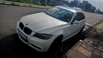 2009 BMW 3 Series 320d M Sport