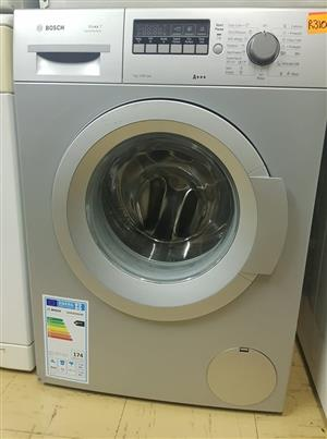 Bosch maxx7 washing machine